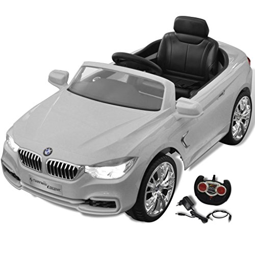 BMW Coche eléctrico (Blanco)