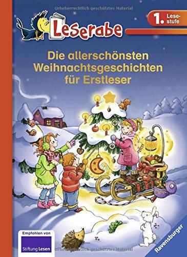 die-allerschonsten-weihnachtsgeschichten-fur-erstleser-leserabe-sonderausgaben