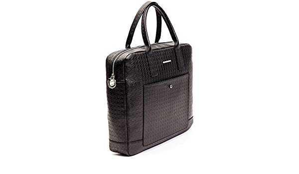 BILLIONAIRE Borsa Spalla Tracolla Donna Nara Bag Woman Black