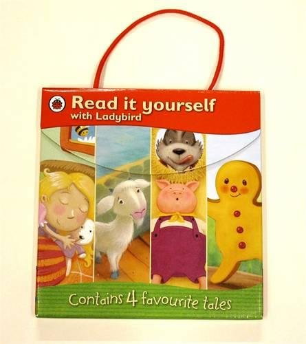 Read it yourself with Ladybird : contains 4 favourite tales. Level 1 and 2.