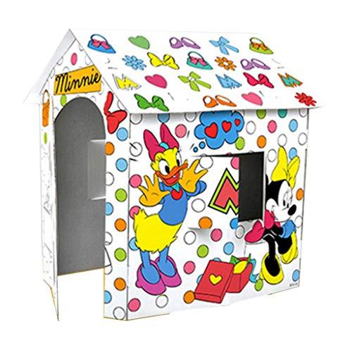 AMY-ZW Cartón Casas De Juegos De Mickey Mouse Patrón