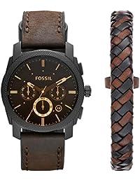Fossil Herren-Uhren FS5251SET
