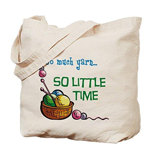 CafePress-Hilo tanto...-Gamuza de bolsa de lona bolsa, bolsa de la compra