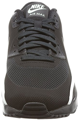 Nike Court tradition v 2 315132142, Baskets Mode Homme Schwarz (Black/Mint Foam)