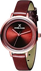 Daniel Klein Analog Brown Dial Womens Watch-DK11374-1