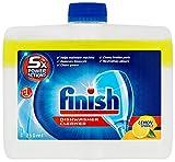 Acabado doble acción apta para lavavajillas limpiador limón Sparkle 250ml (Pack de 8)