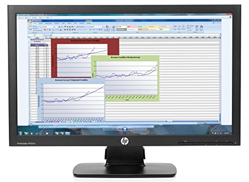 "HP ProDisplay P222va 21.5"" Full HD VA Nero"