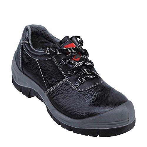 ASS Klaus Sicherheitshalbschuh S3 EN ISO 20345 schwarz | 46 (Ass Schuhe)