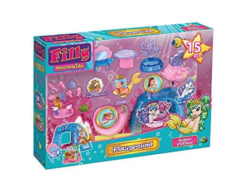 filly spielzeug Dracco M063012 - Filly Mermaid, Spielplatz Set, bunt