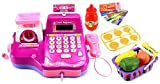 Fun Super Cash Register Pretend Play Bat...