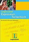 Langenscheidts Expresskurs, Tschechisch. Lehrbuch und 2 Audio-CDs