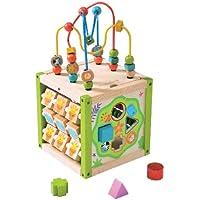 Everearth Mein erster Aktivitätswürfel EE32695 preisvergleich bei kleinkindspielzeugpreise.eu