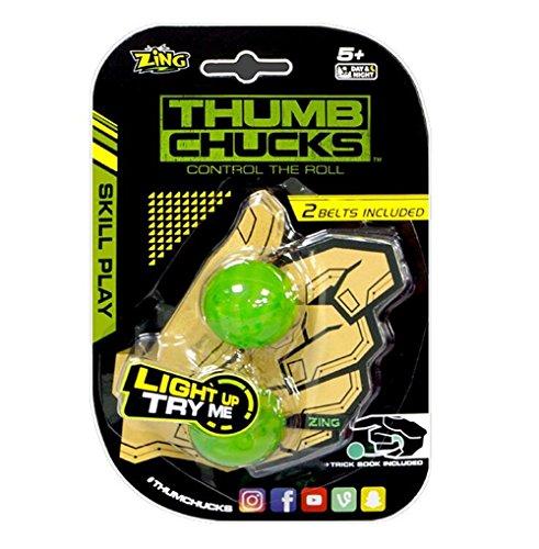 yoyo-ball-thumb-chucks-bundle-control-roll-game-knuckles-finger-anti-stress-toy-carryme-detachable-l