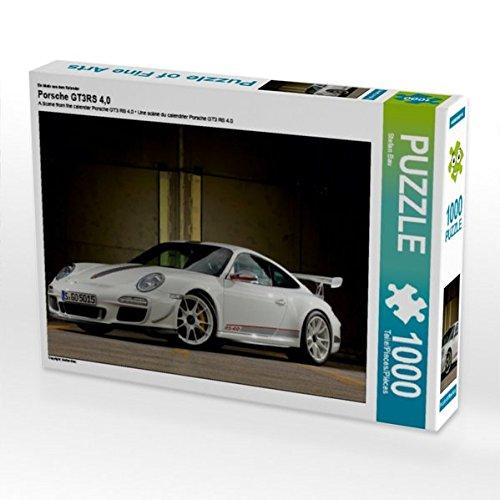 Ein Motiv aus dem Kalender Porsche GT3RS 4,0 1000 Teile Puzzle quer