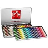Caran D'Ache Supracolor Soft Pencils - Verschiedene Farben (80er Dose)