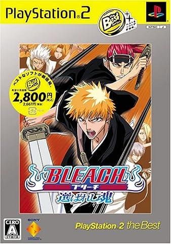Bleach: Selected Soul (PlayStation2 the Best)[Import Japonais]