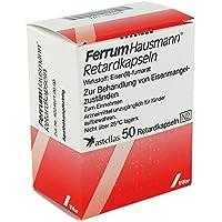 FERRUM HAUSMANN Retardkapseln 50 St Retard-Kapseln preisvergleich bei billige-tabletten.eu
