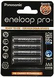 Panasonic Eneloop pro AAA Ready-to-Use Micro NI-MH Akku BK-4HCDE
