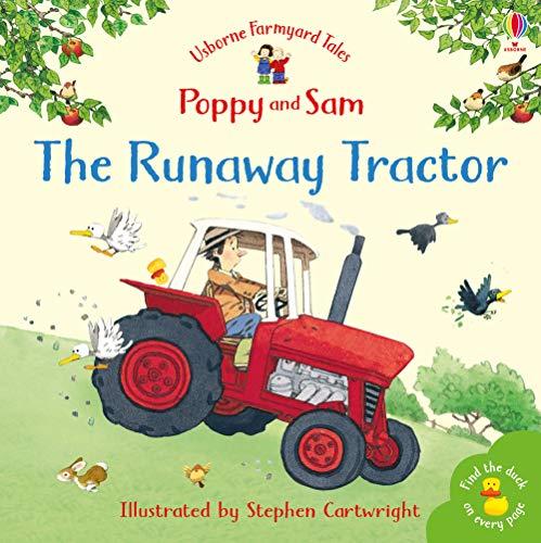 The Runaway Tractor (Farmyard Tales Minibook Series)