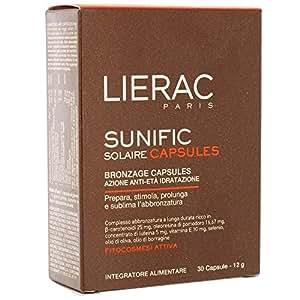 LIERAC SUNIFIC PREPAR 30CPS