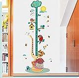 Wandsticker Jhping Schlafzimmerwohnzimmer-Sofahintergrundes Des Frechen Babyelefanten Kreative Große Wandaufkleber Personifizierten Shopwand-Dekorationswandgemälde