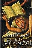L'automne du Moyen âge