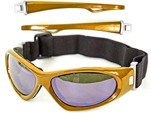 Skibrille Snowboard Brille Damen Herren Jungen Und Mädchen Sport Sonnenbrille Off-Road Schutzbrille Radsportbrille Fliegerbrille Anti-Frog Schneebrille Motorrad Kitebrille Radbrille Bergsteiger Ausrüstung Zubehör (Nerd Paar Kostüm)