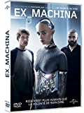Ex_machina / Alex Garland, réal., scénario |