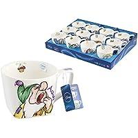 Multiuso PP Disney Mickey Mouse 13760 Disney Mickey /& Minnie Vintage Coffee to go Tazza Beige 400 Milliliters