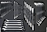 SW-Stahl Z3000-1 Werkstattwagen-sortiment Schraubenschlüssel