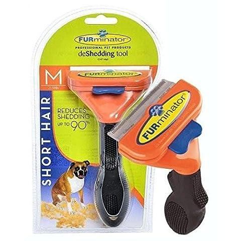 Masterpet FURminator for Dogs Short-Hair