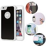 NALIA Anti-Gravité Coque pour iPhone 6S 6, Ultra-Fine Selfie-Case Protection Housse...