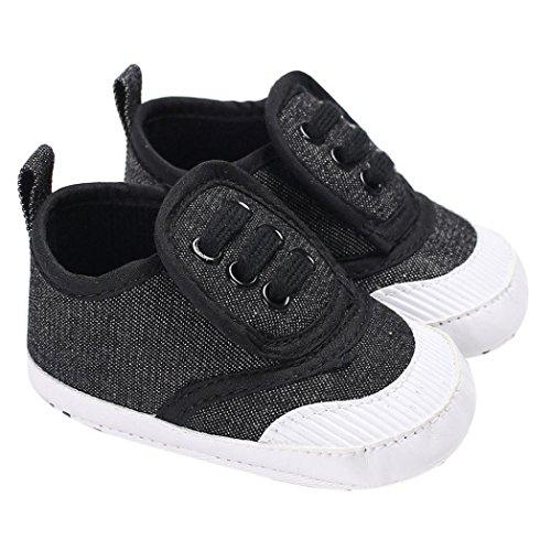 QinMM Baby Schuhe Neugeborenen junge Mädchen Krippe Soft Sole Schuh Sneakers (0-6M, (Neugeborene Kostüm Elefanten)