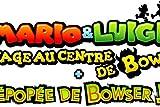 Mario & Luigi: Voyage Au Centre De Bowser + L'épopée De Bowser Jr.