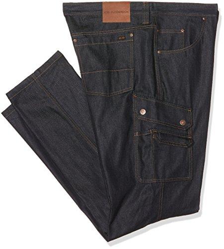 Dunderdon Workwear P60 Codura Denim Hose, dunkles Denim, W42 L36 (Hose Dunkle Jeans)