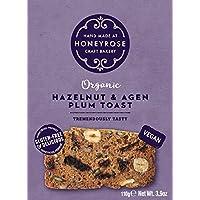 Avellana Honeyrose Y Agen 110 G De Ciruelas Tostadas (Paquete de 2)