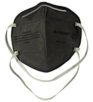 Nexcare 3M Anti Pollution Dust Mask, Grey (Pack of 4)