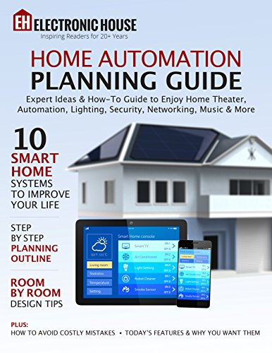 Download electronic house home automation planning guide for Home automation plan