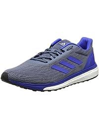 Zapatos plateado Adidas Galaxy Trail para hombre z9YPn1