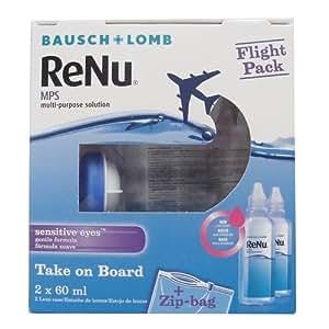 bausch lomb renu mps mehrzweck kontaktlinsen l sung flight pack drogerie. Black Bedroom Furniture Sets. Home Design Ideas