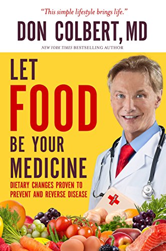 Let Food Be Your Medicine Cover Image