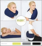Best Pillow Stomach Sleepers - The Original FLEXi 4-in-1 Convertible Travel Pillow Review