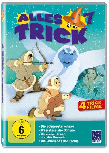 Alles Trick 7: Die Schneesturmhexe / Wassilissa die Schöne / Väterchen Frost und der Sommer / Die Ferien des Bonifazius