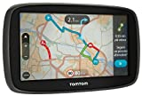 TomTom GO 50 - navigators (Battery, Cigar lighter, MicroSD (TransFlash), All Europe, 480 x 272 pixels, 16:9)