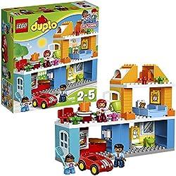 LEGO DUPLO Ma ville - La maison de famille - 10835 - Jeu de construction