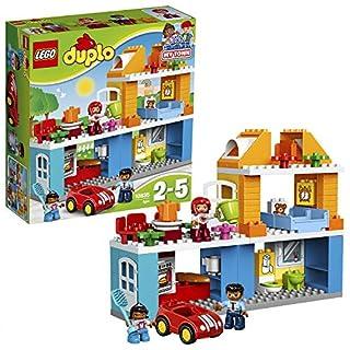 LEGO Duplo 10835 - Familienhaus, Spielzeug für drei Jährige (B01J41DAZW) | Amazon price tracker / tracking, Amazon price history charts, Amazon price watches, Amazon price drop alerts