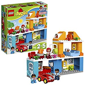 LEGO DUPLO Town - Casa Familiar (10835)