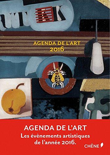 Agenda de l'art 2016