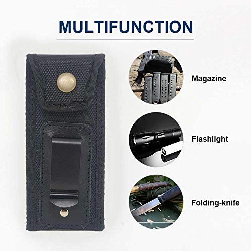 Tactical Pistol Magazine Pouch.32 .38 MAG