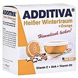 ADDITIVA heißer Wintertraum orange Pulver 100 Gramm